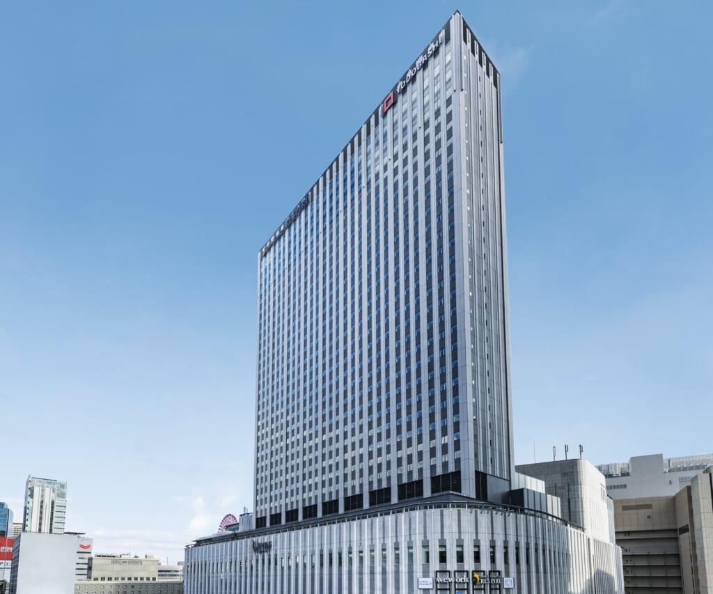 8.ホテル阪急レスパイア大阪