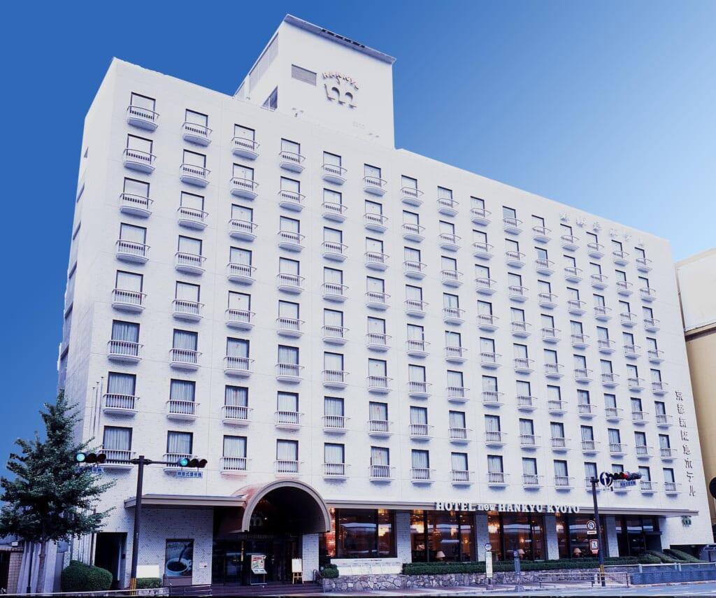 8.京都新阪急ホテル